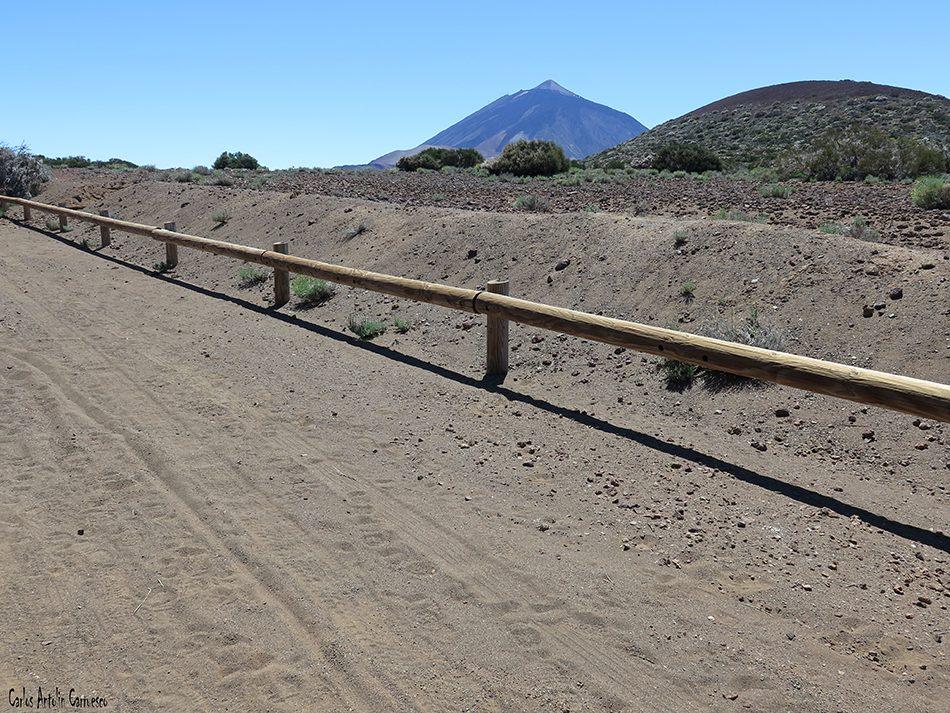 El Filo - Teide - Tenerife