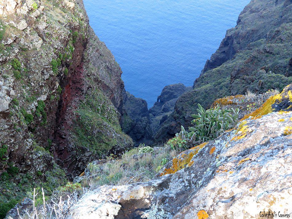 Teno Alto - La Calabacera - Tenerife