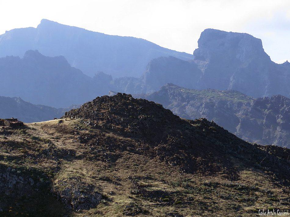 Teno Alto - Los Gigantes - Tenerife - la fortaleza de Masca