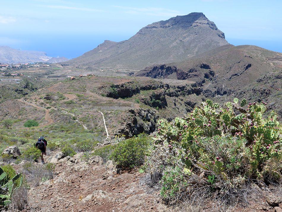 Roque del Conde - Barranco del Rey - Tenerife