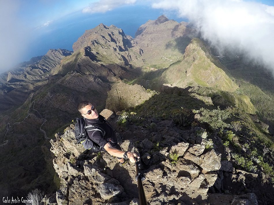 Pico Verde - Morro Verde - Masca - Tenerife
