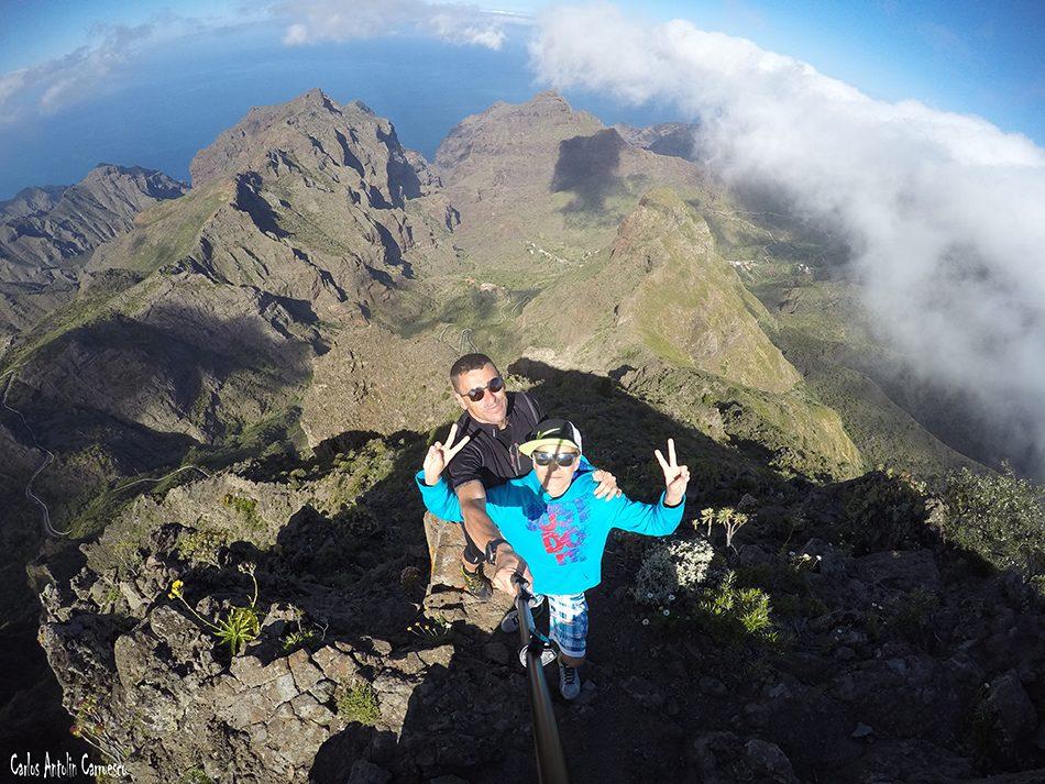 Morro Verde - Masca - Tenerife