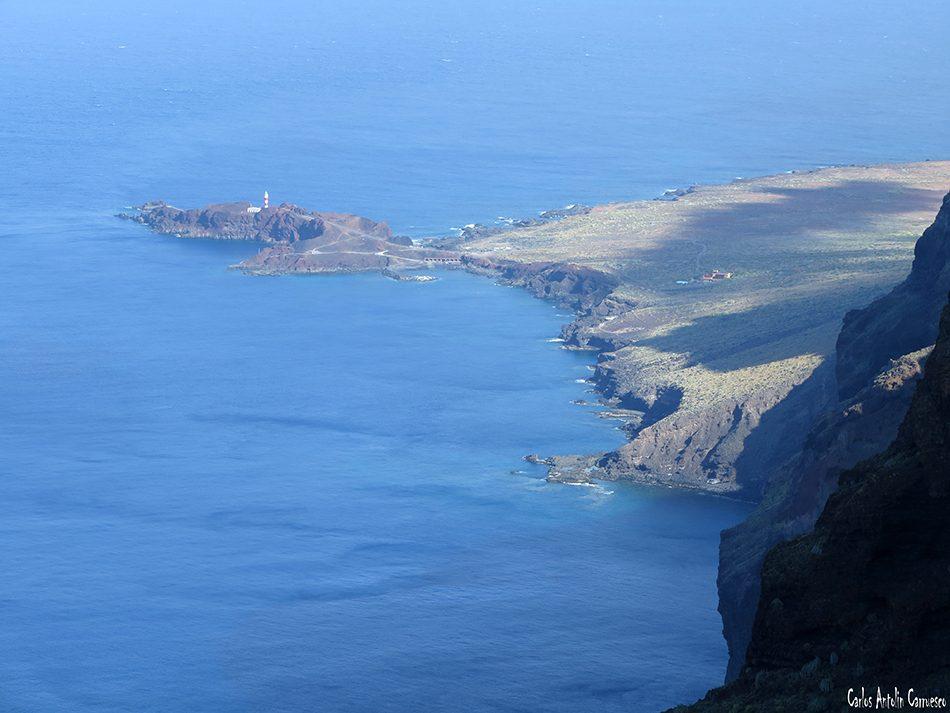 Los Garañones - Los Gigantes - Tenerife - Punta Teno - Faro de Teno
