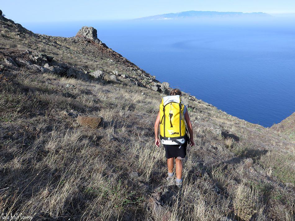 Roque Largo - Teno Alto - Tenerife