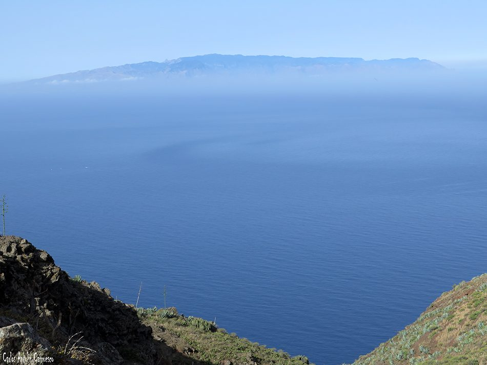 Roque Largo - Teno Alto - Tenerife - la gomera