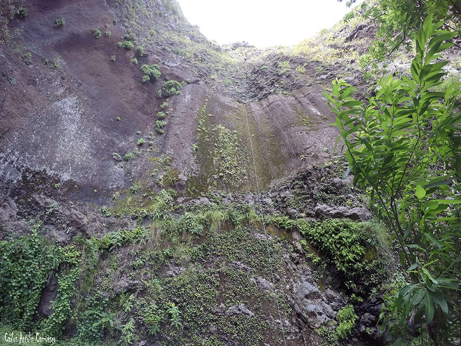Barranco Salto de Las Palomas - Tenerife