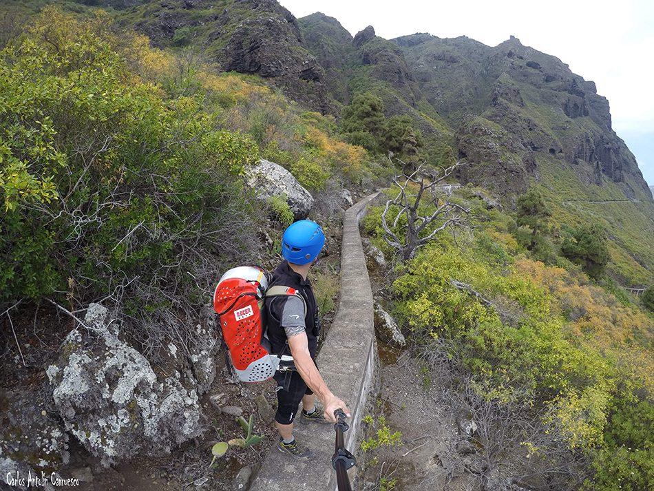 Salto de las Palomas - Tenerife - Galería Salto de las Palomas