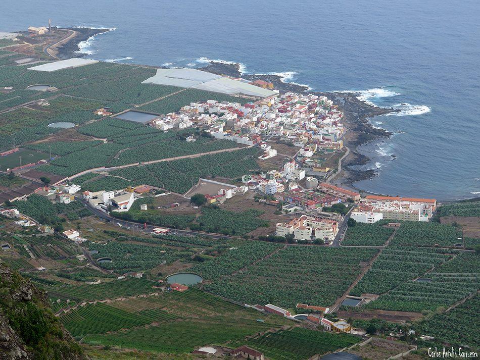 El Tanque - Tenerife - la caleta de interian - ingenio de daute