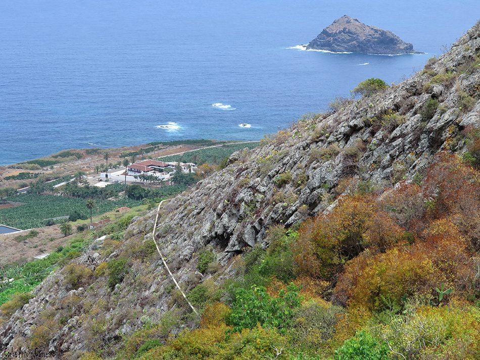Salto de las Palomas - Tenerife