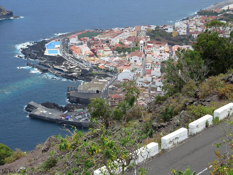 Salto de las Palomas - Tenerife - garachico