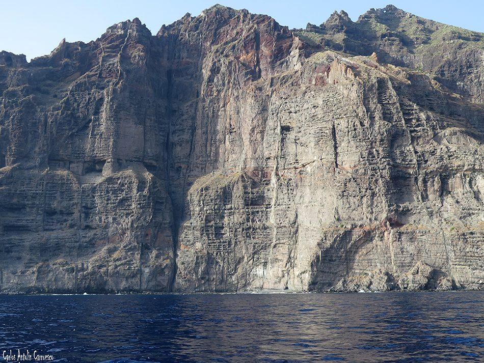 Barranco de La Eco - Los Gigantes - Tenerife
