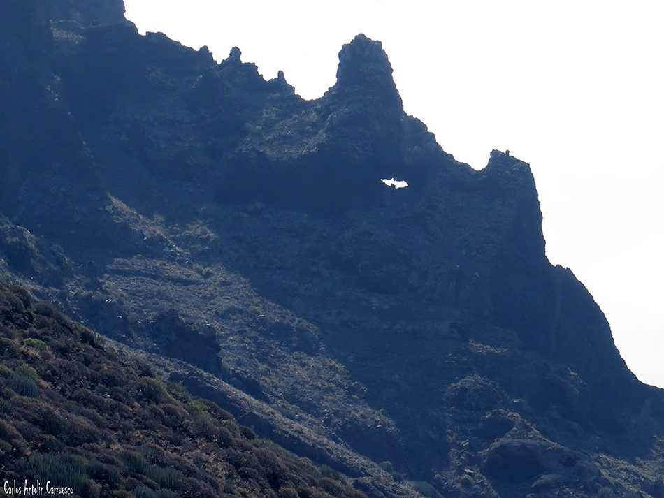 Roque Chiñaco - Teno - Los Gigantes - Tenerife