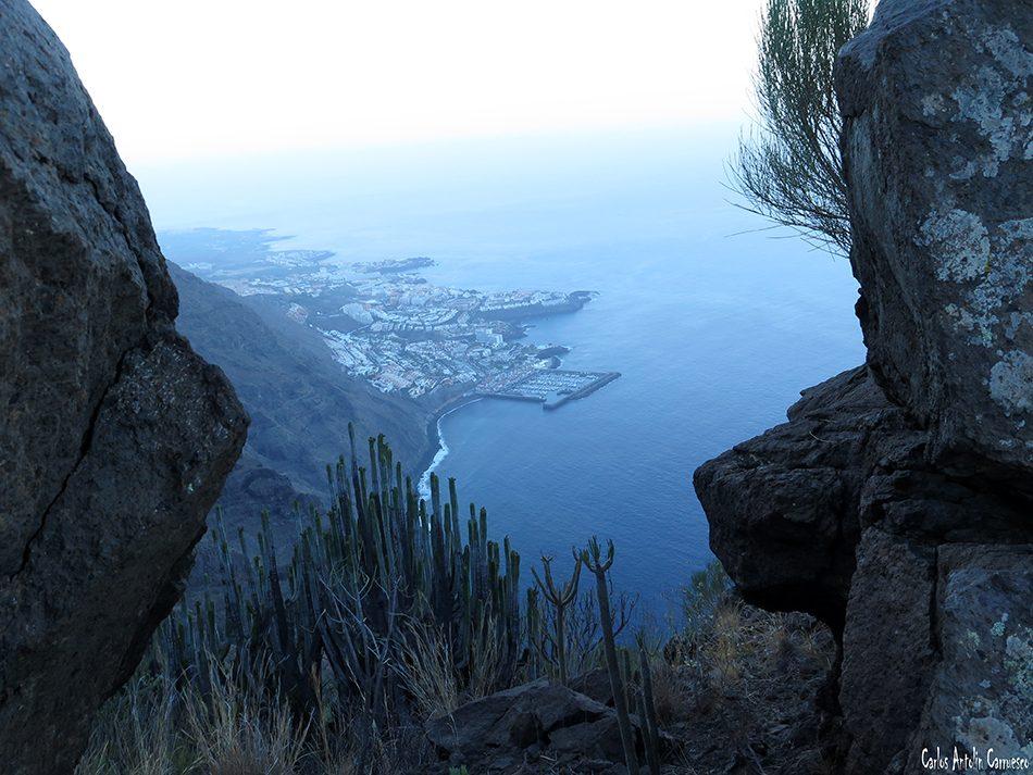 Los Gigantes - Teno - Tenerife - Puerto de Santiago