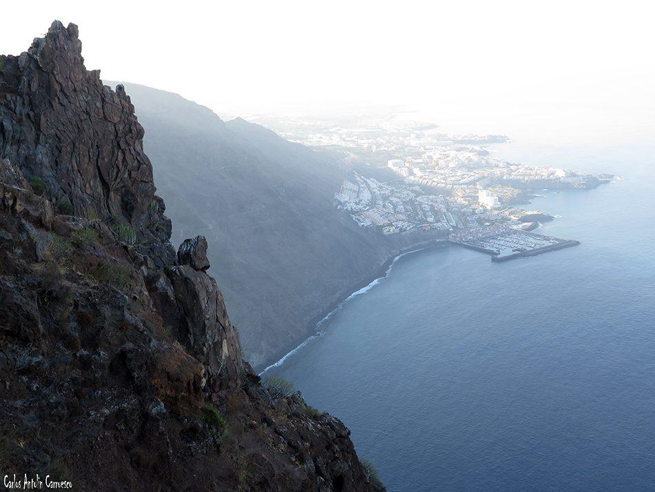 Los Gigantes - Tenerife - cabecera de La Eco