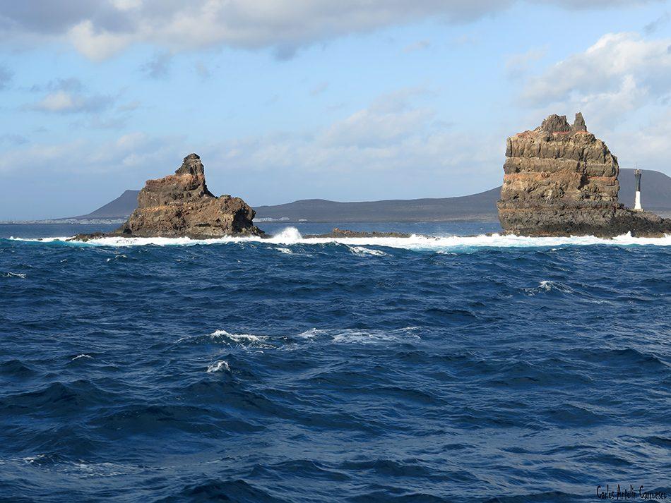 Punta Fariones - Lanzarote - Líneas Marítimas Romero
