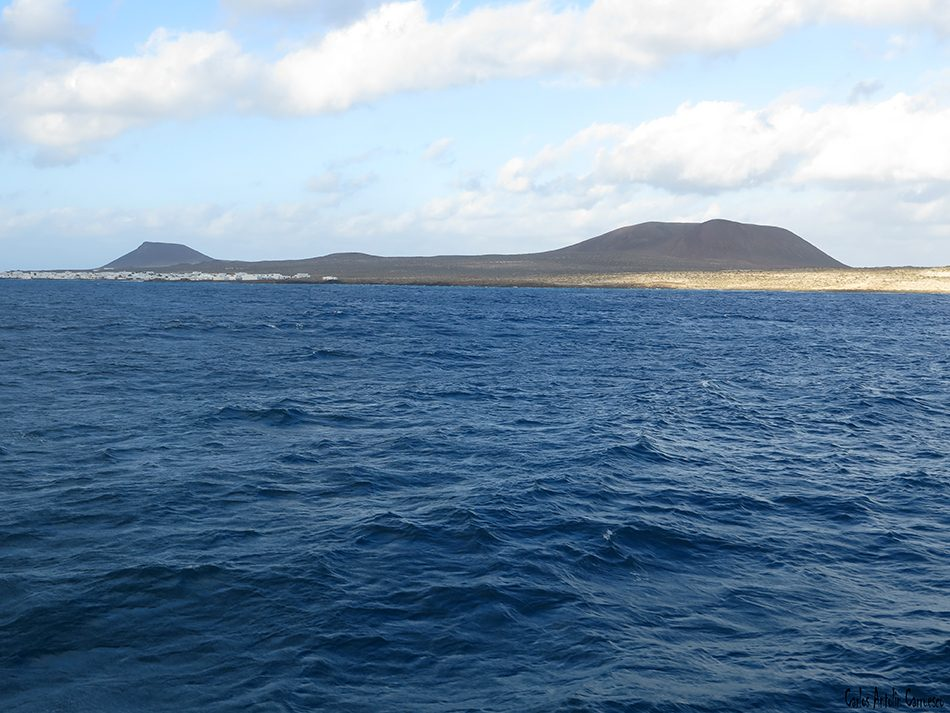 Isla de La Graciosa - Caleta de Sebo - Lanzarote - Líneas Marítimas Romero
