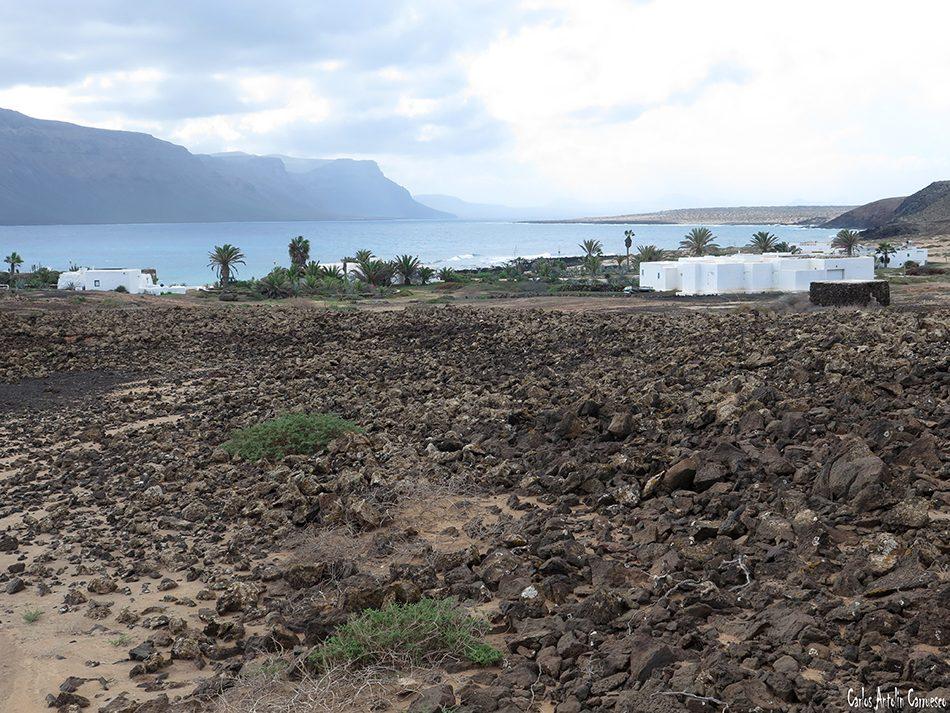 Isla de La Graciosa - Pedro Barba - Lanzarote - Acantilados de Famara