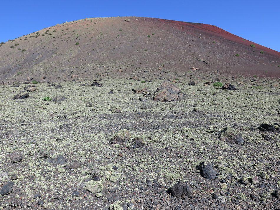 Montaña Colorada - Lanzarote