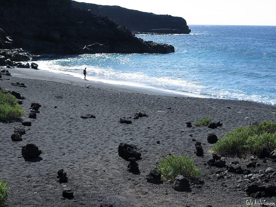 Ruta del Litoral - Timanfaya - Lanzarote - Playa del Paso