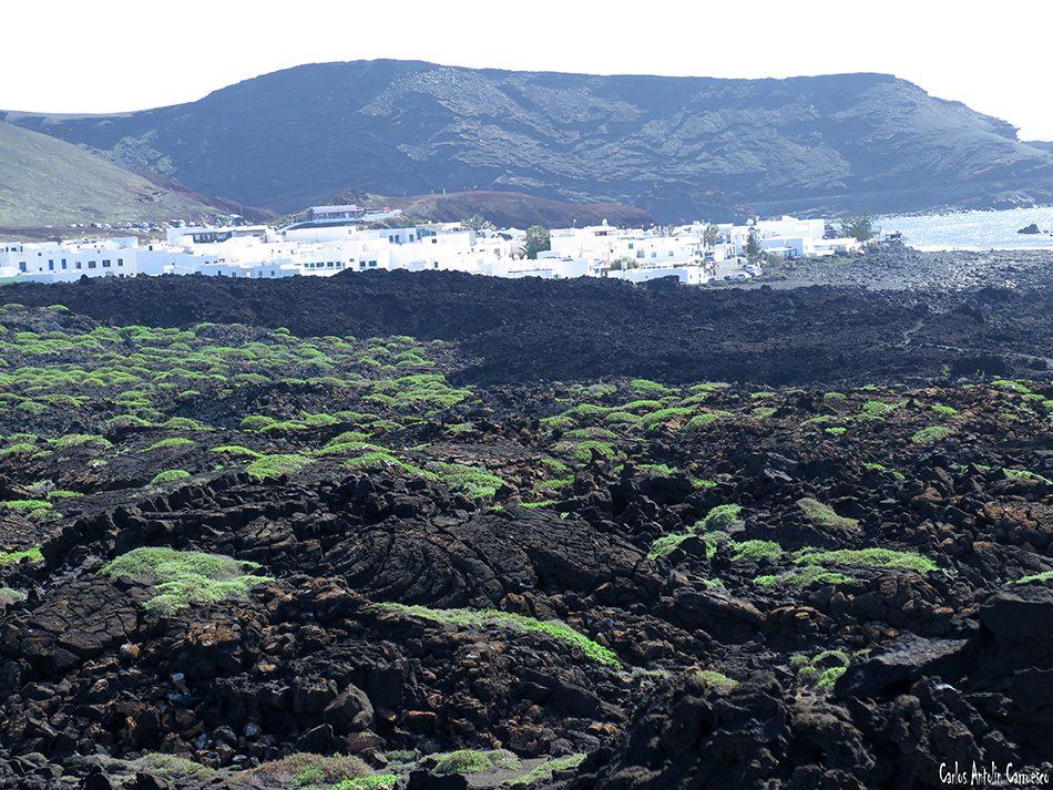 Ruta del Litoral - Timanfaya - Lanzarote - El Golfo