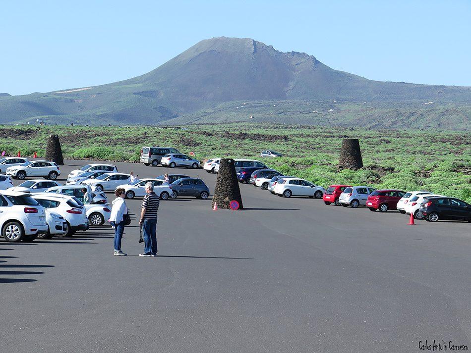 Malpaís de La Corona - Volcán de La Corona - Lanzarote - César Manrique - Jameos del Agua