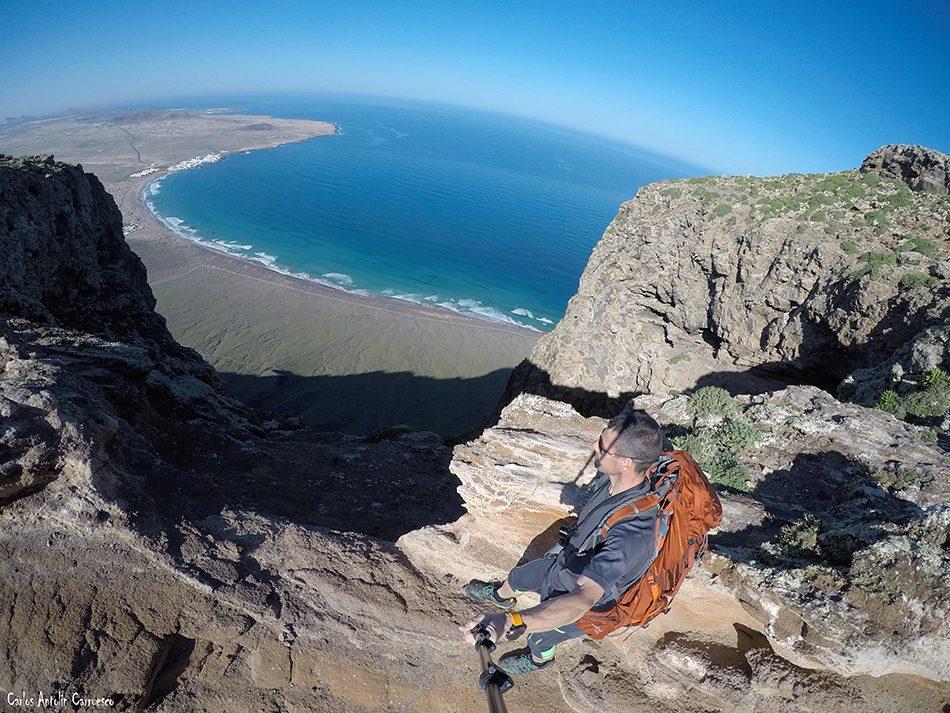 Risco de Famara - Peñas de Chache - Lanzarote