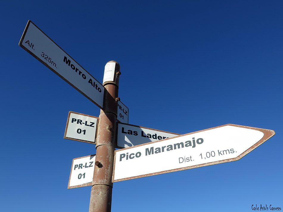Riscos de Famara - Morro Alto - Lanzarote