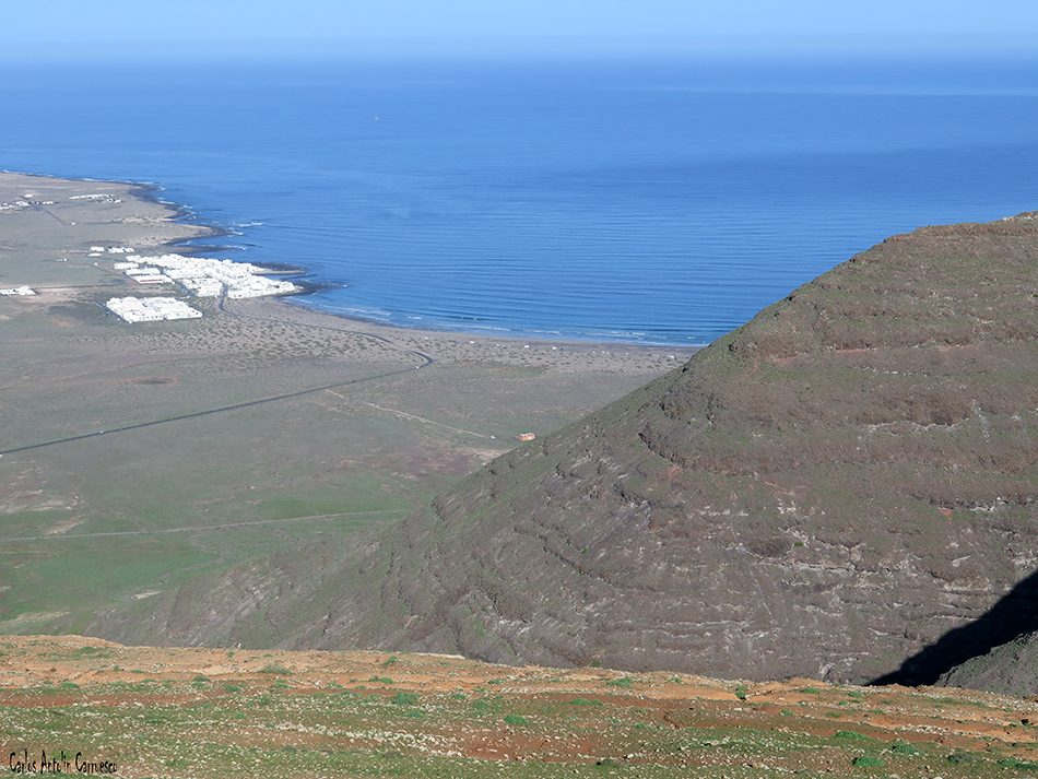 Caleta de Famara - Riscos de Famara - Lanzarote
