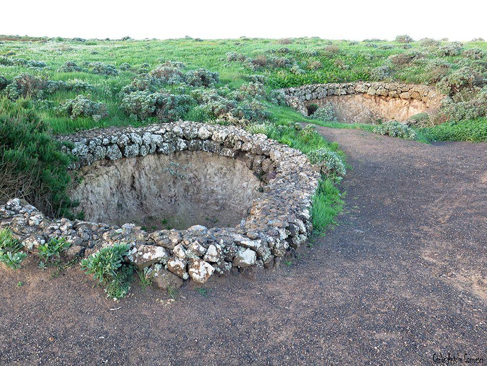 Fuentes de Gayo - Camino de Gayo - Lanzarote