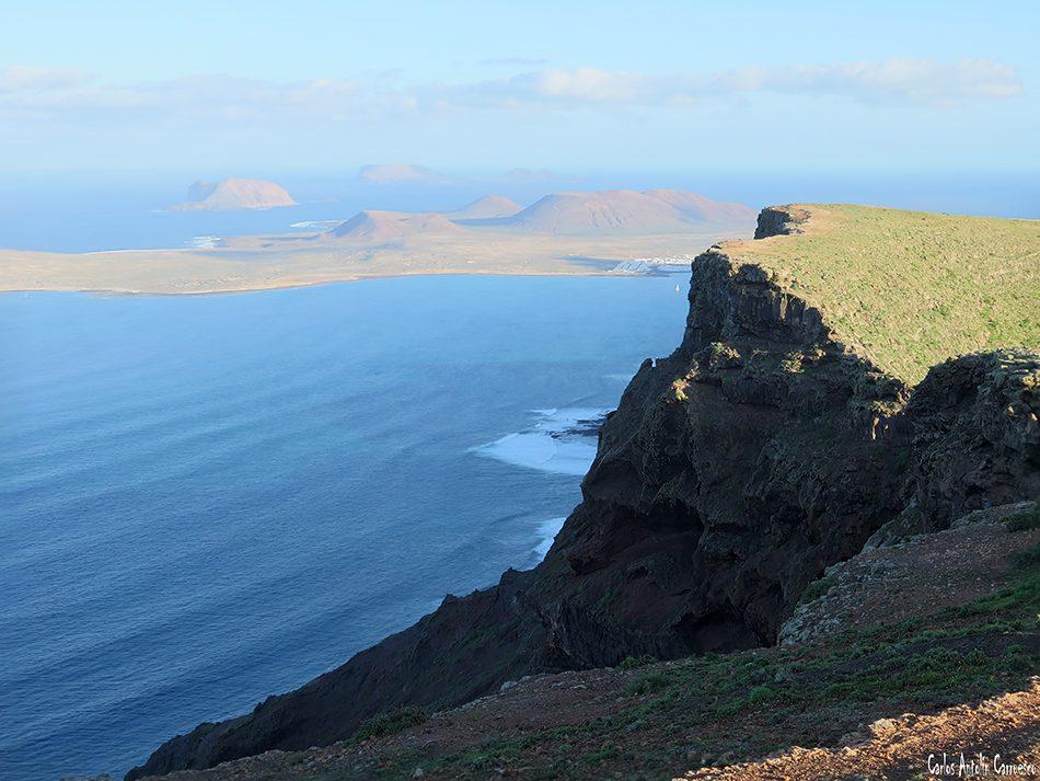Camino de Gayo - Macizo de Famara - Lanzarote - Archipiélago Chinijo