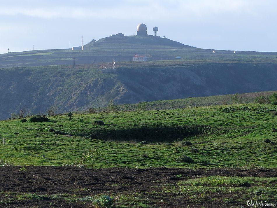 Camino de Gayo - Macizo de Famara - Lanzarote - Peñas de Chache - los lomos de gayo