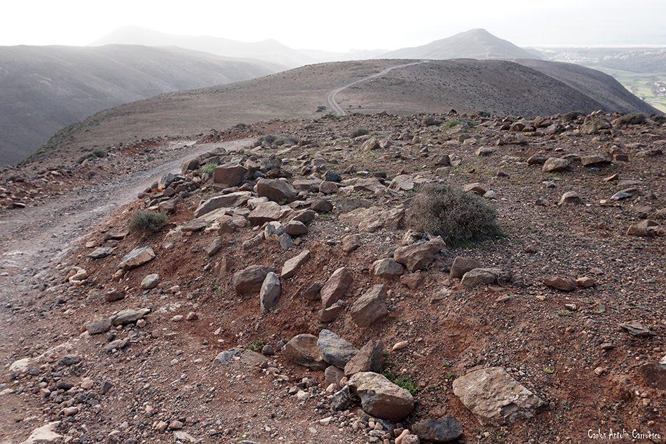 Morro Jable - Pico de La Zarza - Fuerteventura