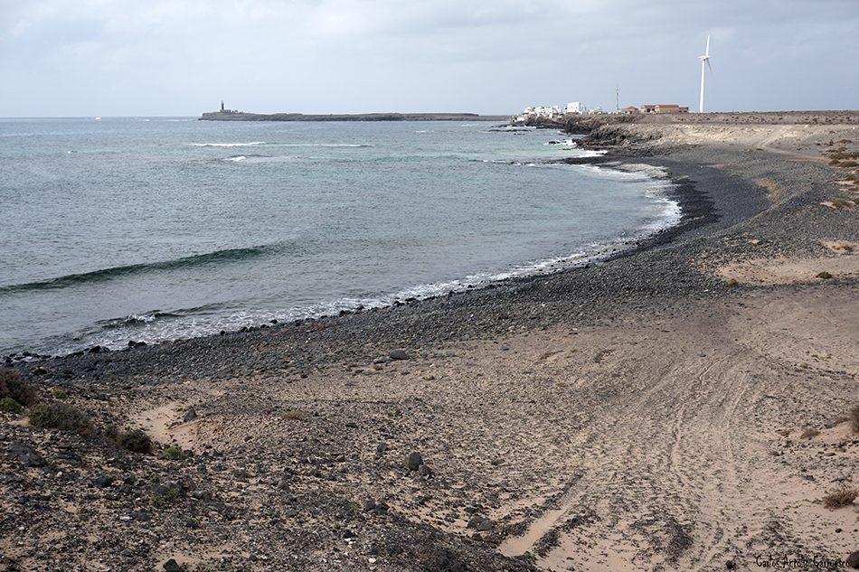 Punta de Jandia - GR131 - Fuerteventura - el puertito - puertito de la cruz