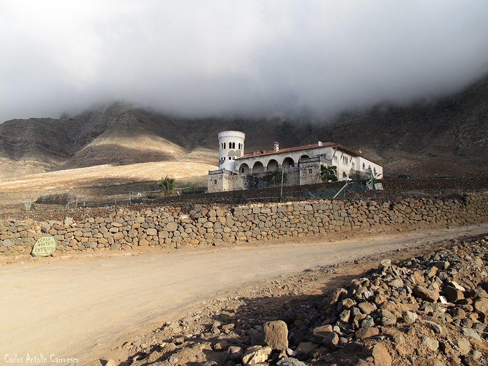 Casa Winter - Cofete - Fuerteventura
