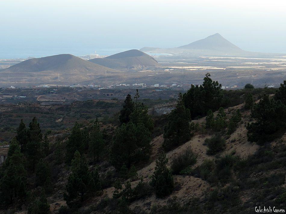 El Contador - Cumbres de Arico - Tenerife