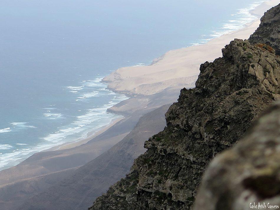 Pico de La Zarza (817 metros de altitud) - Barlovento de Jandia - Fuerteventura
