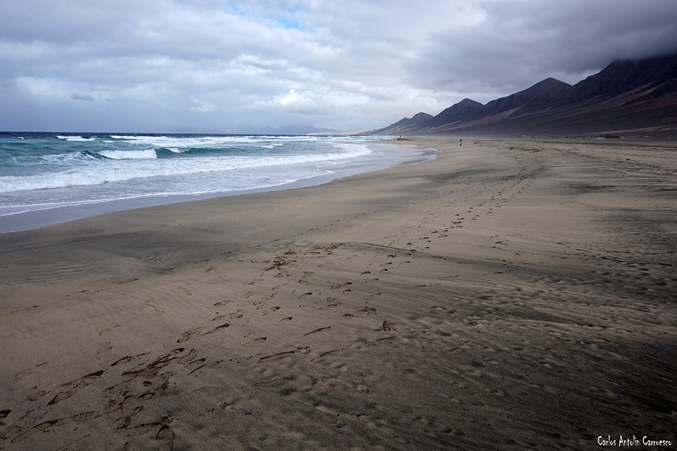 Cofete - Playa de Cofete - Fuerteventura