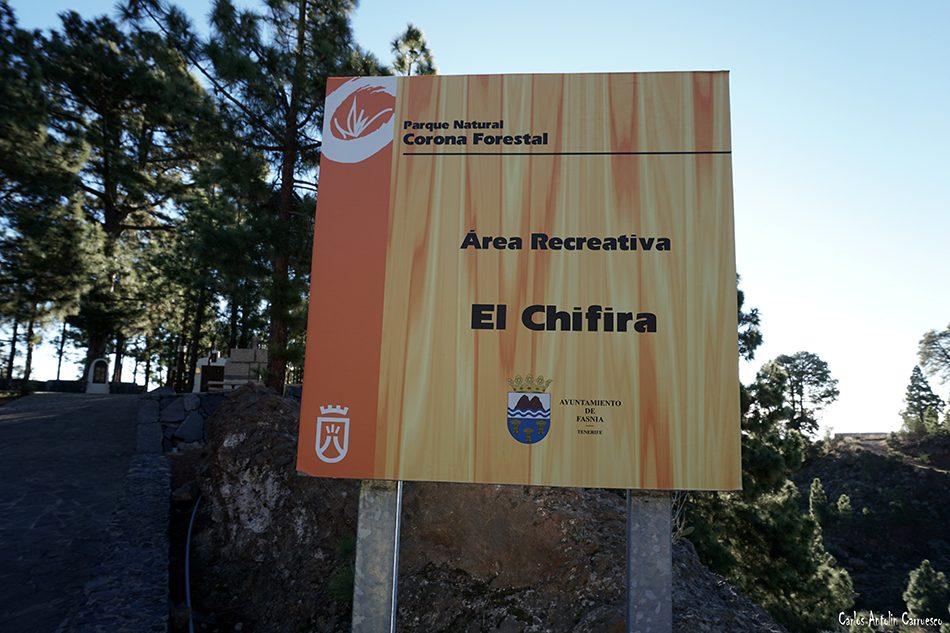 Archifira - Tenerife - el chifira