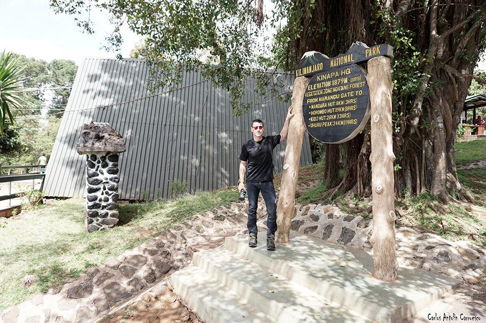Marangu Gate - Monte Kilimanjaro - Tanzania