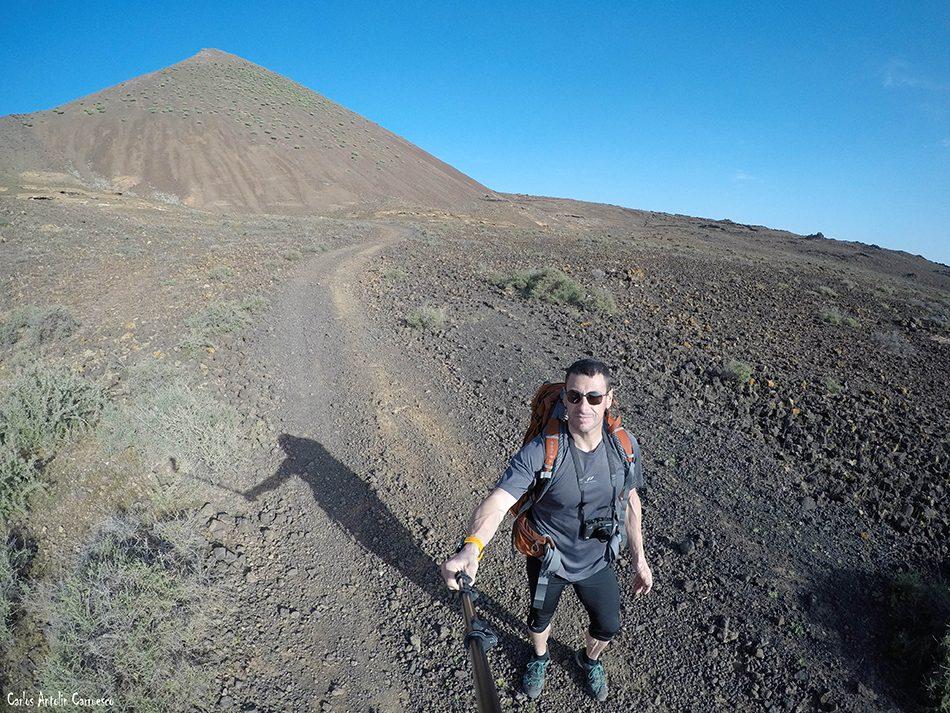 Volcán de Gairía - Fuerteventura