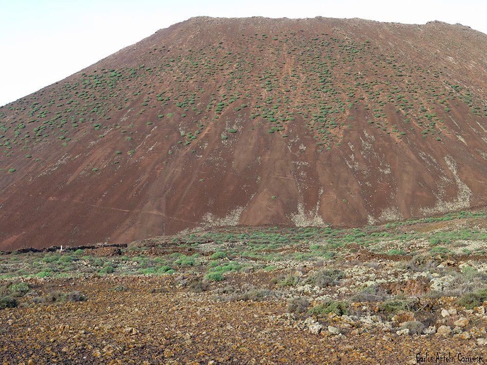Caldera de Gairía - Fuerteventura