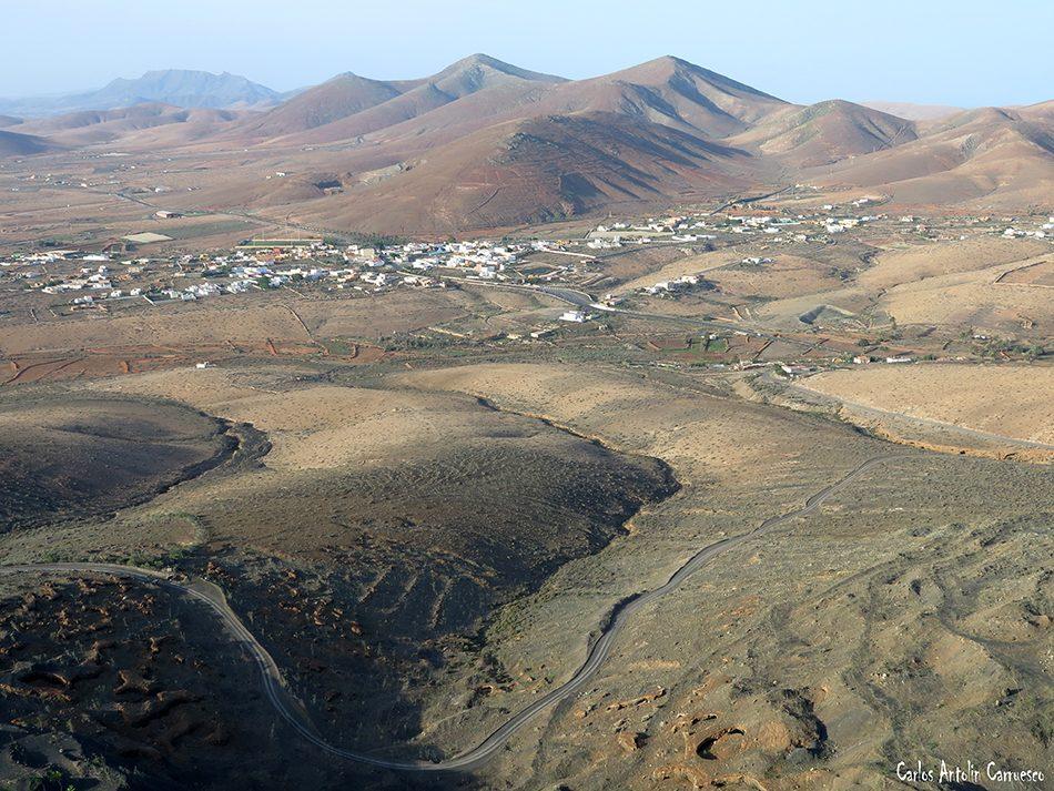 Caldera de Gairía - Tiscamanita - Fuerteventura