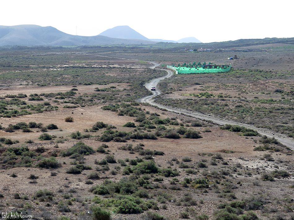 Caldera de Gairía - Casillas de Morales - Fuerteventura