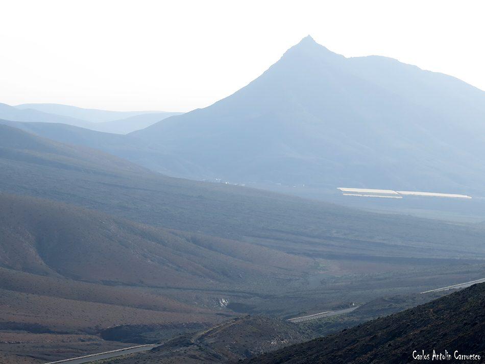 Mirador de Sicasumbre - Pájara - Fuerteventura - areguía