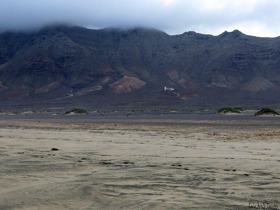 Cofete - Playa de Cofete - Fuerteventura - casa winter