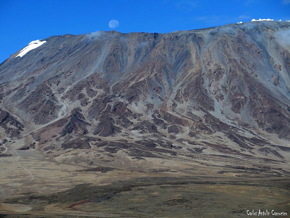 Rongai - Tanzania - Kilimanjaro - uhuru peak - kibo