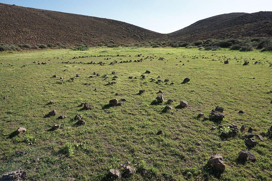 Lajares - Calderón Hondo - Fuerteventura