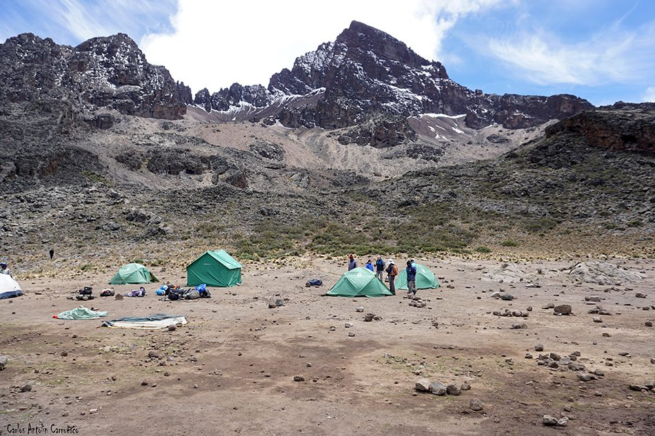 Rongai - Kilimanjaro - Tanzania - Mawenzi Tarn Hut