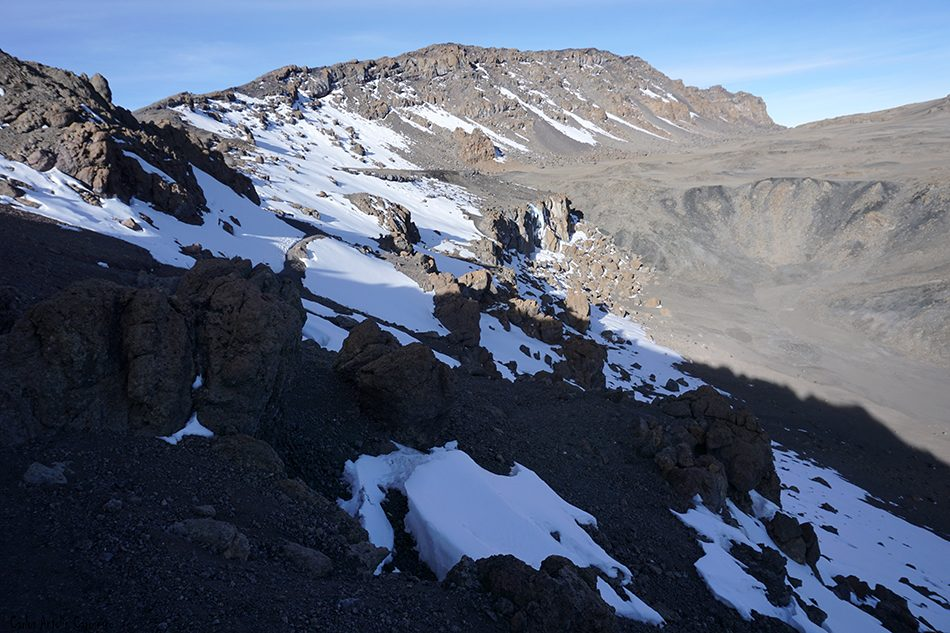 Rongai - Tanzania - Kilimanjaro - Volcán Kibo