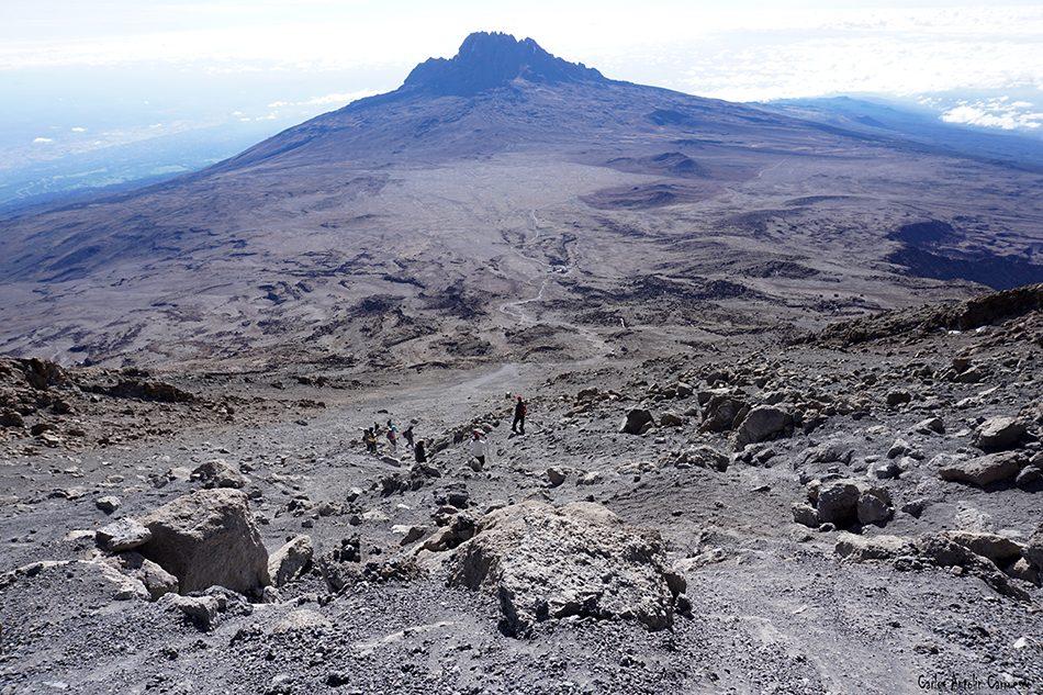 Rongai - Tanzania - Kilimanjaro - Volcán Kibo - mawenzi